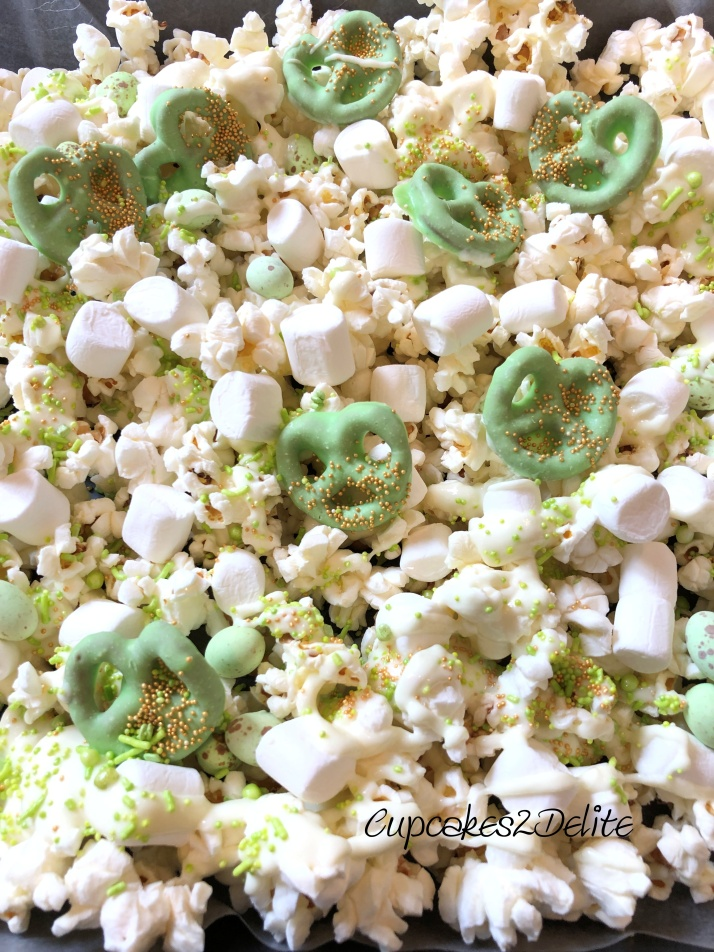 Paddy's Day Popcorn