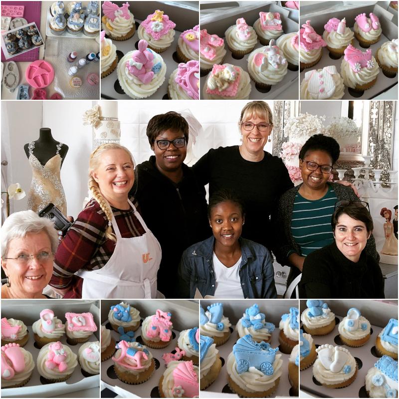 Baby Boy Cupcakes Class - Kelly Jayne's