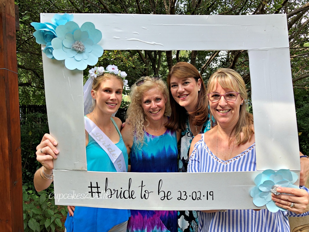 Beach Themed Bridal Shower Photo Fun