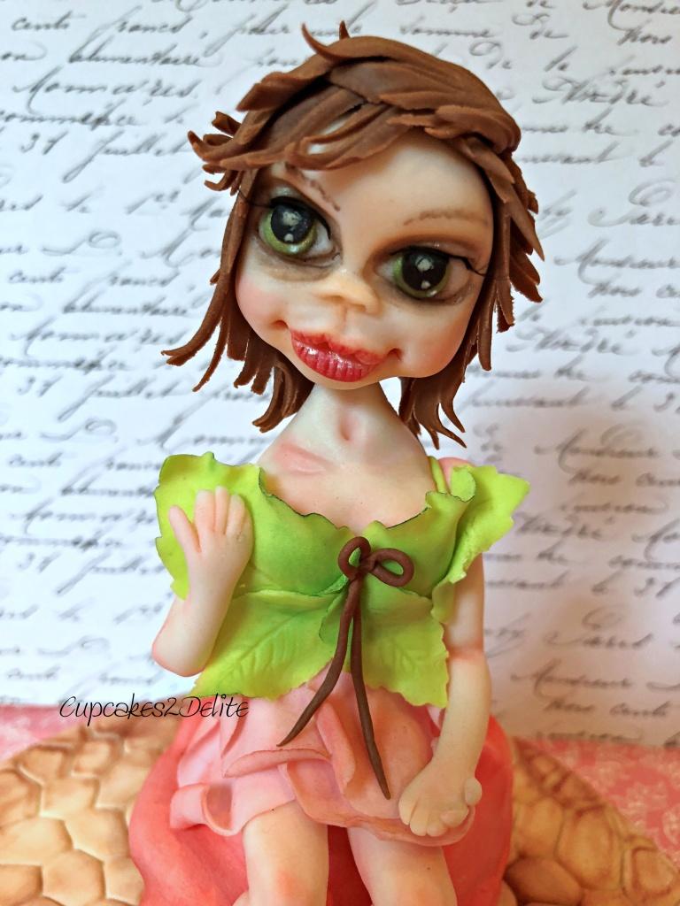 Rose Fairy -Cupcakes2Delite
