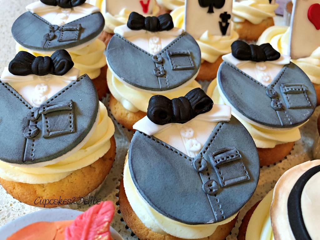 Peaky Blinders Cupcakes