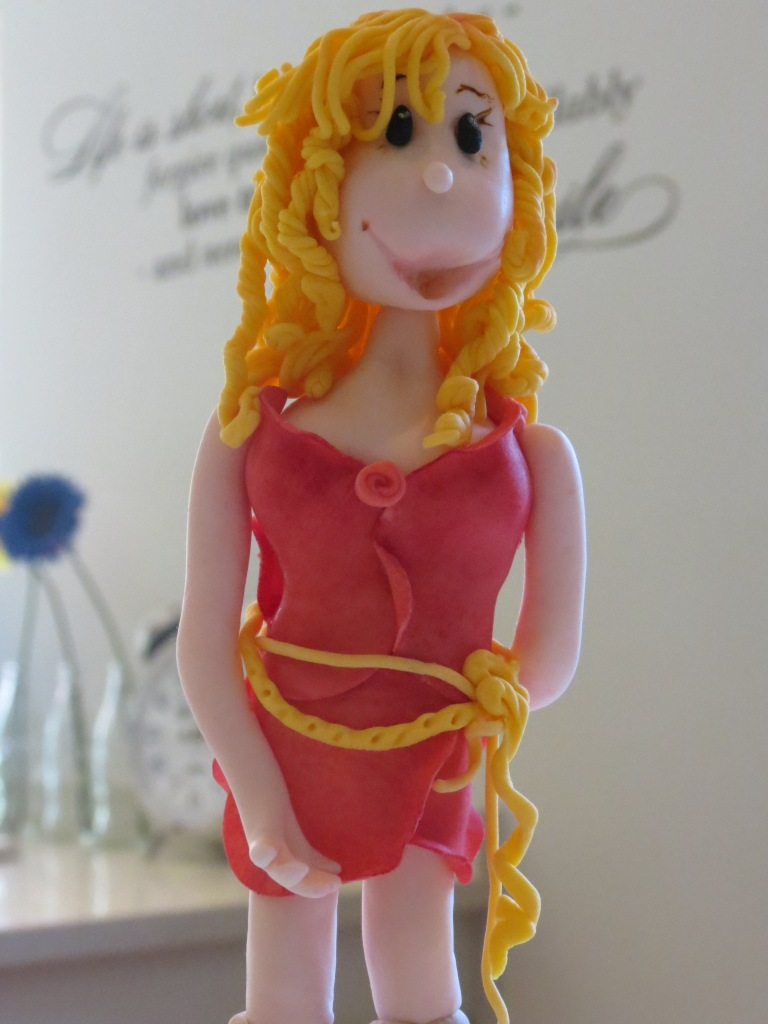Vicci Fairy Figurine